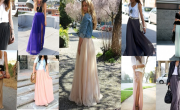 Style Inspiration – Maxi Skirts